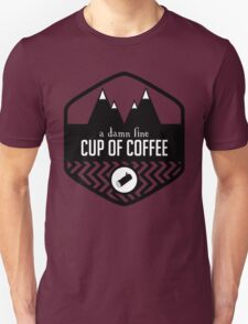 Damn Fine Cup of Coffee T-Shirt