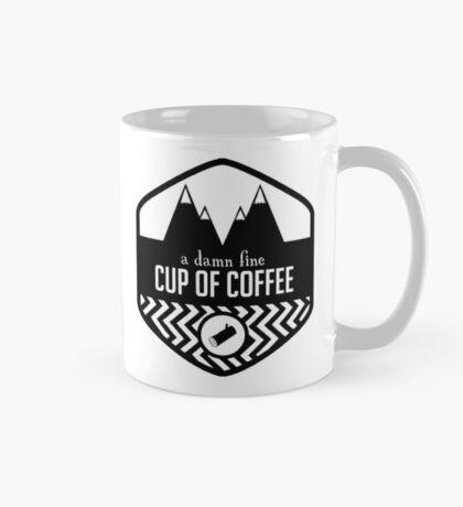 Damn Fine Cup of Coffee Mug