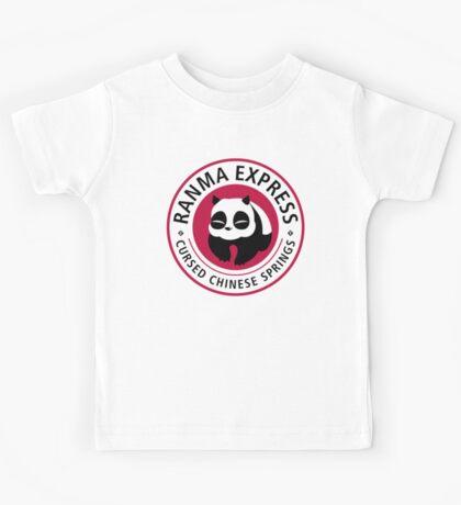 Ranma Express Kids Tee