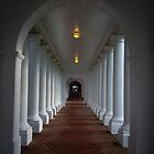 UVA Colonade by agrimace
