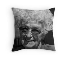 Look At You at 82!! Throw Pillow