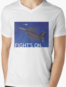 PHOTO103A Mens V-Neck T-Shirt