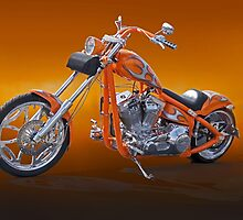 Chopper California Style III by DaveKoontz