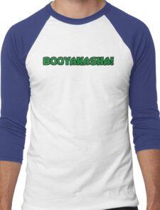 Booyakasha! Men's Baseball ¾ T-Shirt
