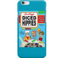 Diced Hippies iPhone Case/Skin