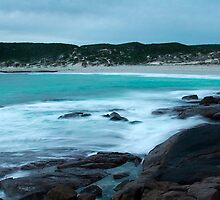 Margaret River Beach by James Deypalan