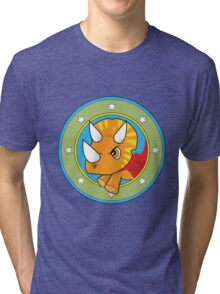 Wonder Triceratops! Limited Edition Design Tri-blend T-Shirt
