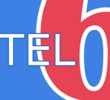 Motel 69 Sticker