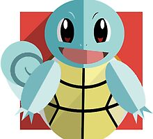 Squirtle by Astvdillo