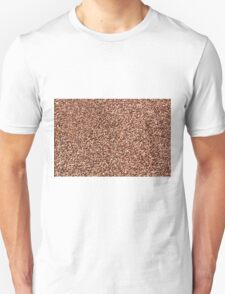 Texture coarse grains of granite T-Shirt