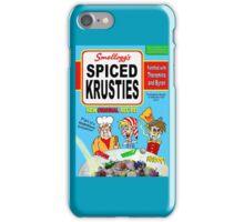 Spiced Krusties iPhone Case/Skin
