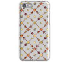 Sailor Moon Diagonal - Grey iPhone Case/Skin