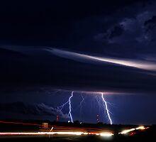 Highway Lightning by Jeremy  Jones