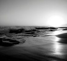 Johanna Beach Sunset VII by Richard Heath