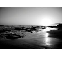 Johanna Beach Sunset VII Photographic Print
