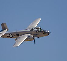 B-25 Mitchell by Paul J. Owen