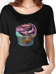 Space cupcake Women's Relaxed Fit T-Shirt