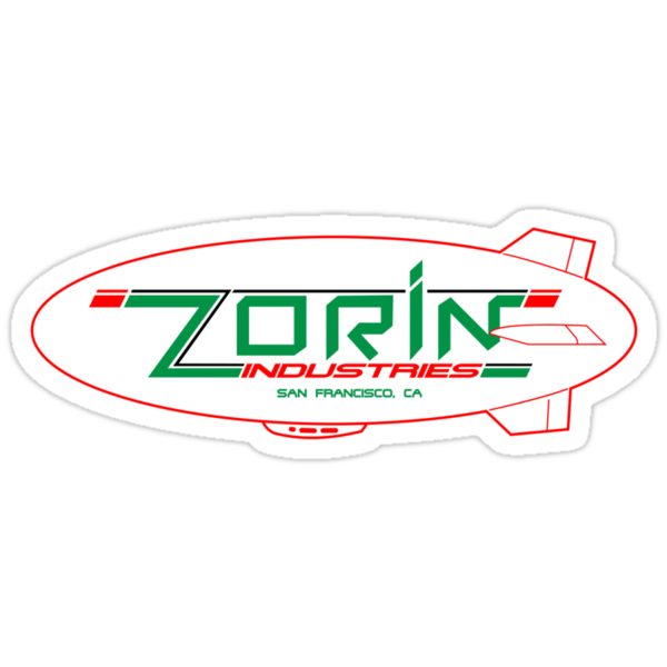 ZORIN Industries by superiorgraphix