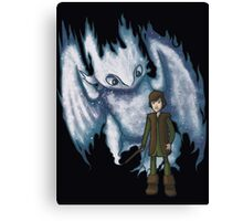 How to train your Patronus Canvas Print