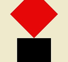 SUPREMATISM! by THEUSUALDESIGN
