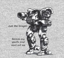 Dragon by greggmorrison