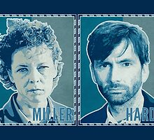 MILLER AND HARDY 2014 - BC Green (Card) by ifourdezign