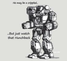 hunchback by greggmorrison