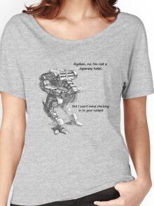 ryoken Women's Relaxed Fit T-Shirt