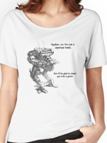ryoken(clean) Women's Relaxed Fit T-Shirt
