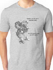 ryoken(clean) Unisex T-Shirt