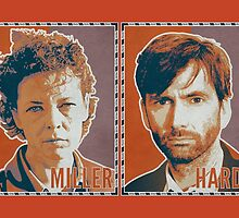 MILLER AND HARDY 2014 - Miller Orange (Card) by ifourdezign