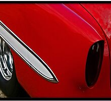 Frenched Tail light by Chet  King