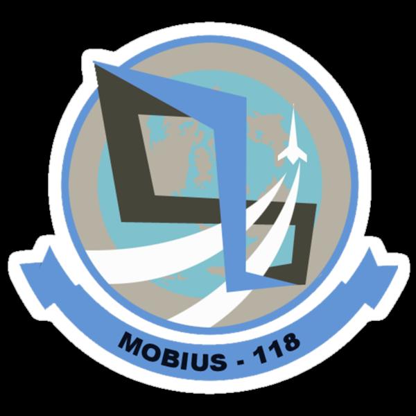 Mobius 1 Logo by MobiusOne
