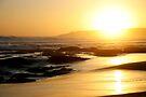 Johanna Beach Sunset XI by Richard Heath
