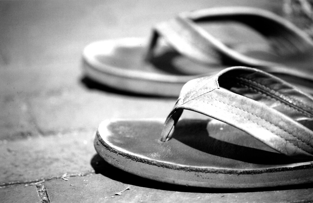 Sandals by tcross04