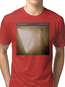 JOHN FOXX - METAMATIC Tri-blend T-Shirt