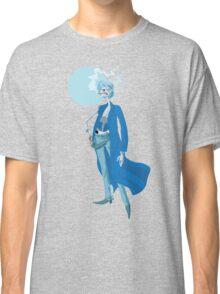 Slim Blue Classic T-Shirt