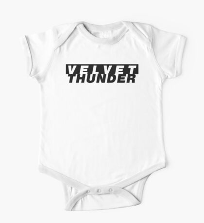 CODENAME: VELVET THUNDER One Piece - Short Sleeve