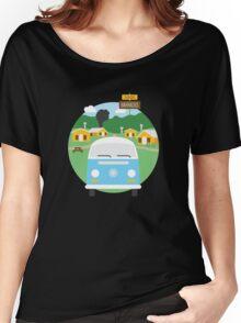 Dharma Barracks Women's Relaxed Fit T-Shirt