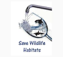 Save Wildlife Habitats by plunder
