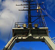 Southern Surveyor - Flag etc by NickPhilippa