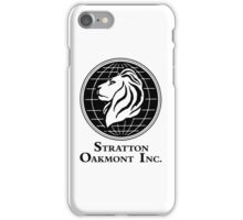 The Wolf of Wall Street Stratton Oakmont Inc. Scorsese iPhone Case/Skin