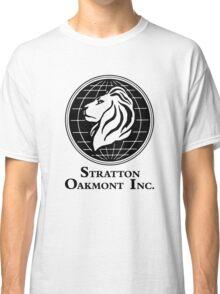 The Wolf of Wall Street Stratton Oakmont Inc. Scorsese Classic T-Shirt