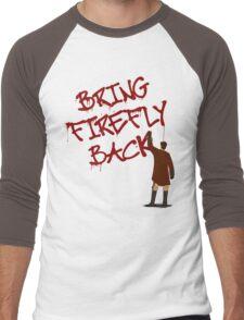 Bring Firefly Back Men's Baseball ¾ T-Shirt