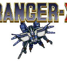 Ranger X by Lupianwolf