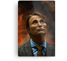 Suit and Swagger Metal Print