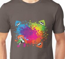 Splatoon - Ink Burst Unisex T-Shirt