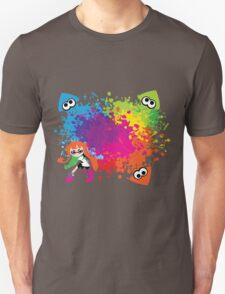Splatoon - Ink Burst T-Shirt