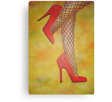 Goody Two Shoes Canvas Print