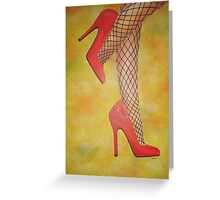 Goody Two Shoes Greeting Card